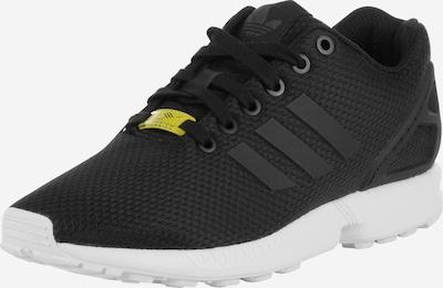 fekete ADIDAS ORIGINALS Rövid szárú edzőcipők 'ZX Flux', Termék nézet