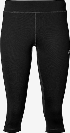 ASICS Sporthose 'Silver' in schwarz, Produktansicht