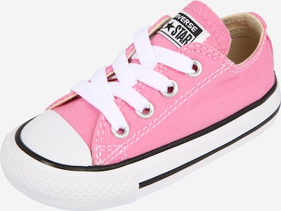 CONVERSE Sneaker Low 'Chuck Taylor All Stars OX' in pink / weiß, Produktansicht