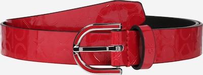 Calvin Klein Ledergürtel in rot, Produktansicht