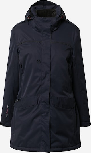 KILLTEC Outdoor jacket 'Ostfold' in navy, Item view