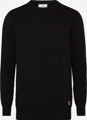 Kronstadt Sweater 'Carlo' in Black