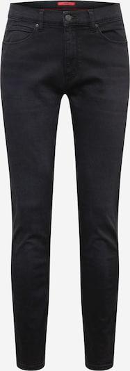 HUGO Jeans in de kleur Donkergrijs, Productweergave
