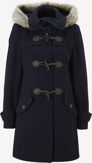 Žieminis paltas iš heine , spalva - tamsiai mėlyna jūros spalva, Prekių apžvalga