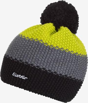 Eisbär Mütze in Black