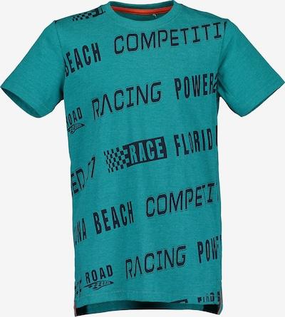 BLUE SEVEN T-Shirt in türkis, Produktansicht
