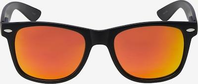 JACK & JONES Zonnebril in de kleur Zwart, Productweergave