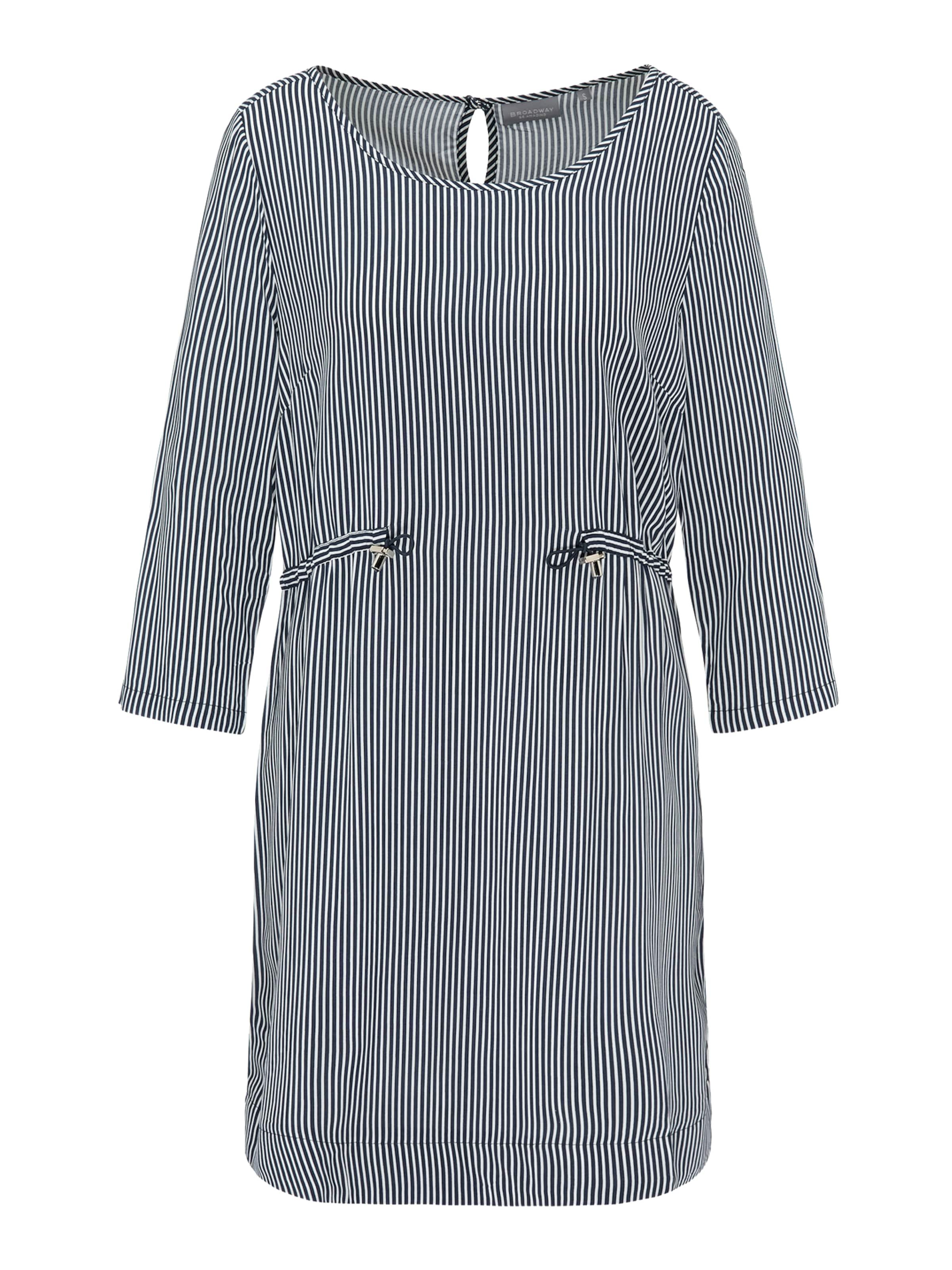 Robe Broadway Fashion En Foncé 'nyala' Bleu Nyc xedCBrWo