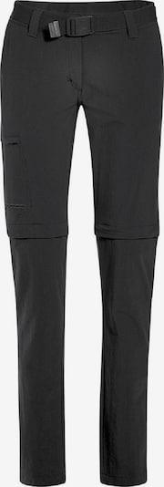 Maier Sports Hose in schwarz, Produktansicht