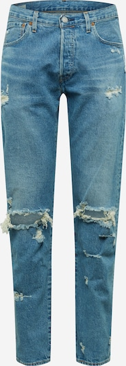 LEVI'S Jeans '501®' in blue denim, Produktansicht