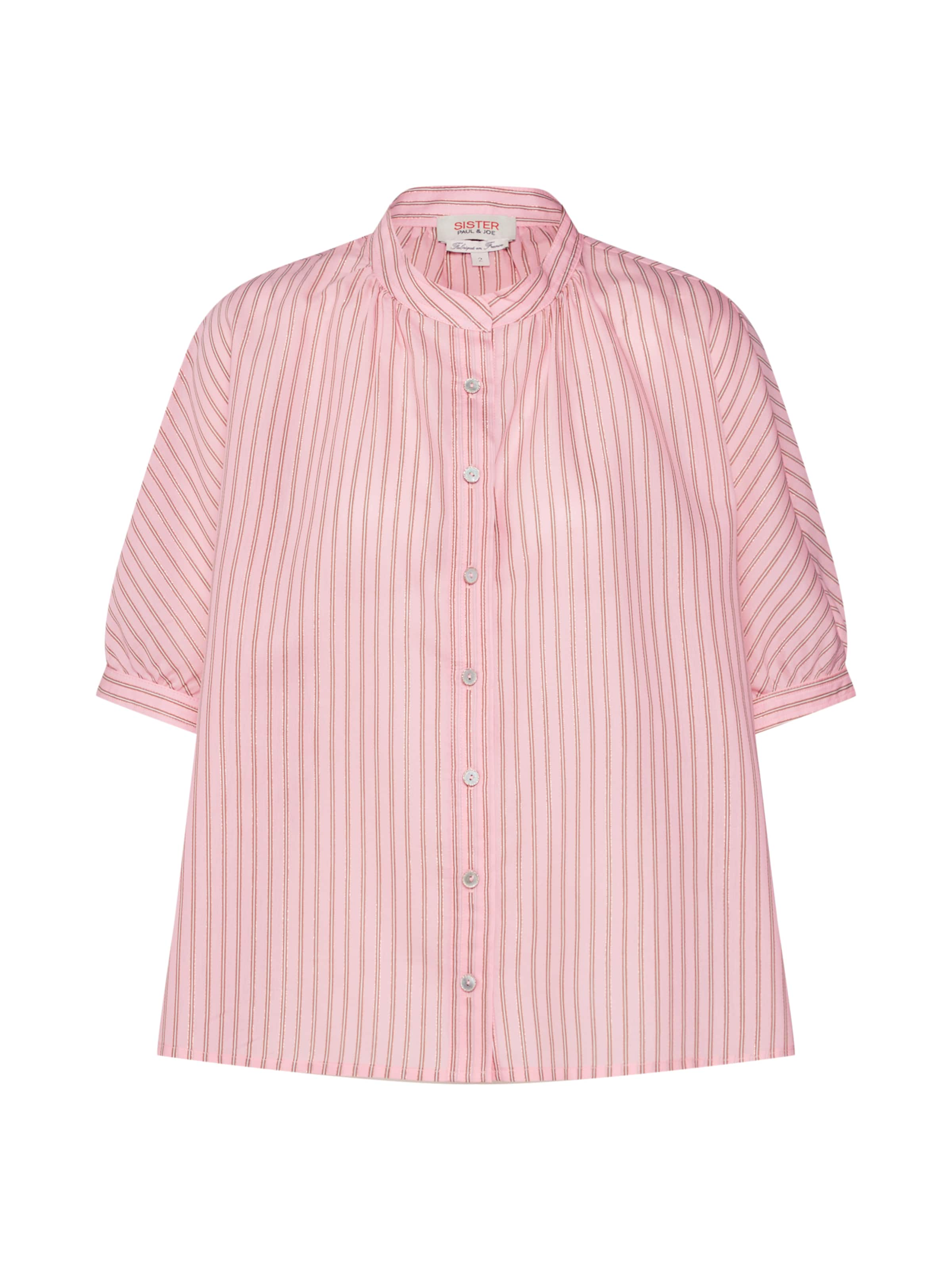 'tagada' Paulamp; Sister Pink Bluse In Joe fyb6g7