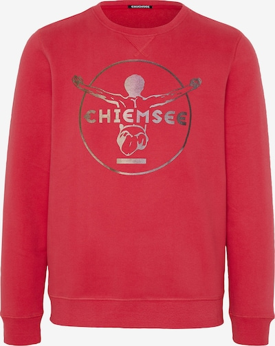 Hanorac sport CHIEMSEE pe roșu, Vizualizare produs