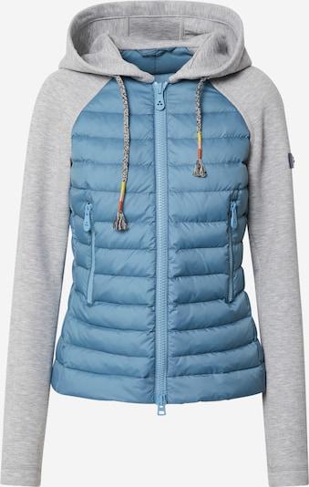 Peuterey Jacke 'Picnic' in hellblau / grau, Produktansicht