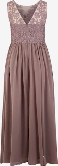 Suknelė 'BEADED LACE' iš My Mascara Curves , spalva - alyvinė spalva / rausvai violetinė spalva: Vaizdas iš galinės pusės