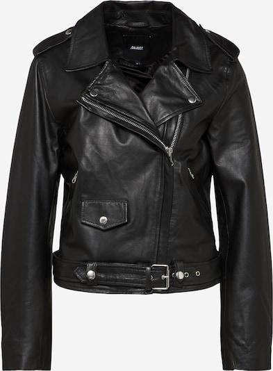 OBJECT Prehodna jakna 'NANDITA' | črna barva, Prikaz izdelka