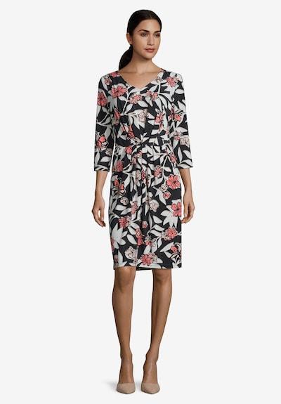 Betty Barclay Kleid in kobaltblau / altrosa / weiß, Modelansicht