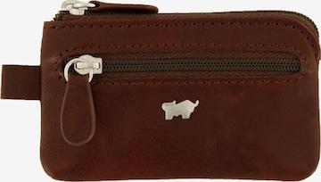 Braun Büffel Schlüsseletui in Braun