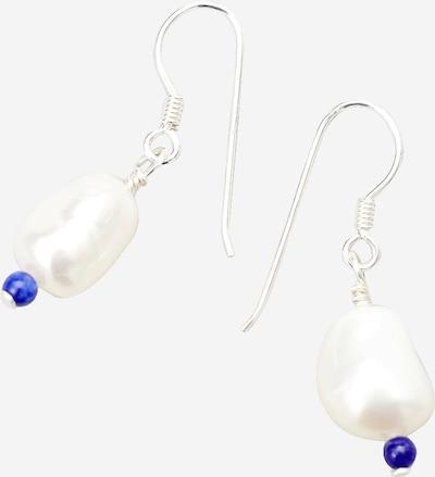 MARGOVA for EDITED Pendientes 'MIMOSA' en azul / plata, Vista del producto