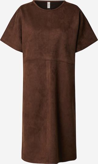 Soyaconcept Kleid 'Sc-Leane 5' in braun, Produktansicht