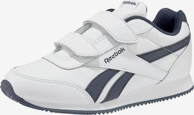 REEBOK Sneaker 'Royal Cljog U' in navy / weiß, Produktansicht