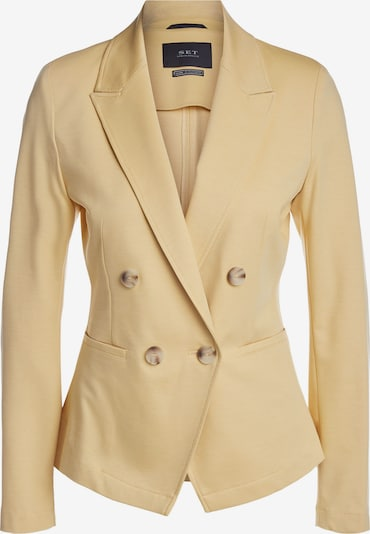 SET Blazer in gelb: Frontalansicht