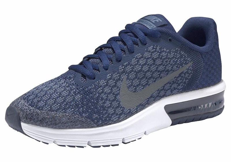 NIKE 'Air Max Sequent 2' Sneaker in navy   ABOUT YOU