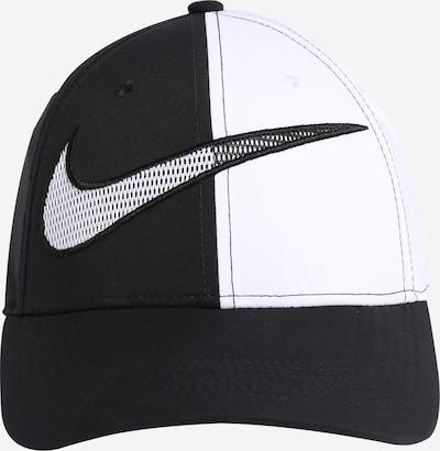 Șapcă sport 'AeroBill Legacy91' NIKE pe negru / alb, Vizualizare produs