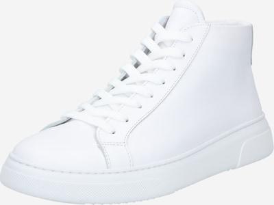 Sportbačiai su auliuku 'Type Mid' iš Garment Project , spalva - balta, Prekių apžvalga