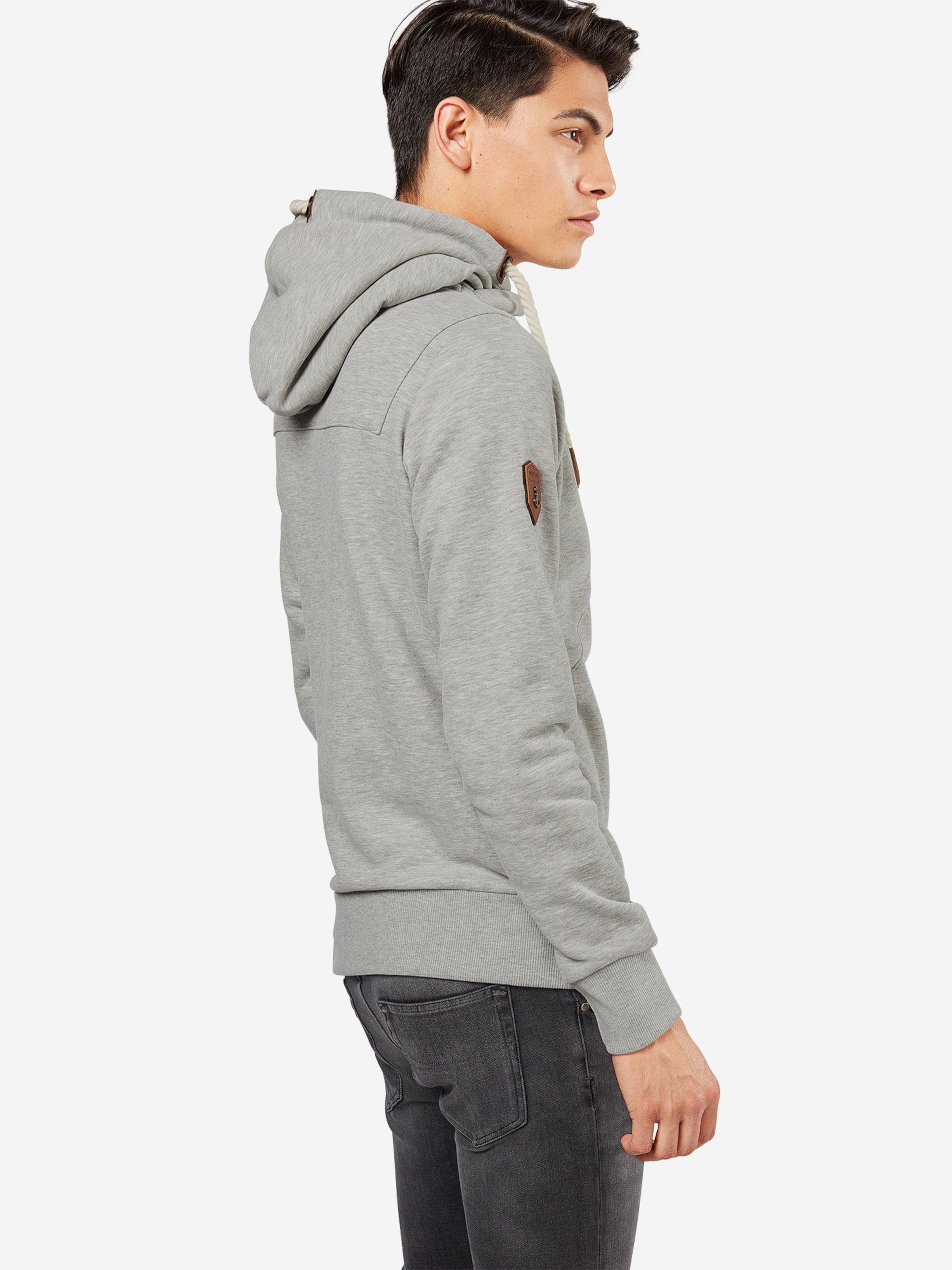 Schnelle Lieferung naketano Sweatshirt 'Lennox X' Freies Verschiffen Größte Lieferant Günstiger Preis Zu Verkaufen Günstig Kaufen Shop Mit Paypal IjFrftwr
