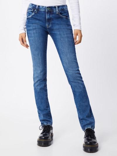 Džinsai 'Victoria' iš Pepe Jeans , spalva - tamsiai (džinso) mėlyna: Vaizdas iš priekio