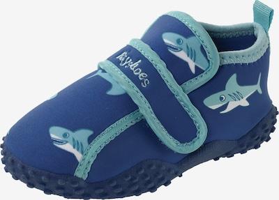 PLAYSHOES Aquaschuhe 'HAI' in blau / aqua, Produktansicht