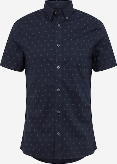 BURTON MENSWEAR LONDON Overhemd in de kleur Navy, Productweergave