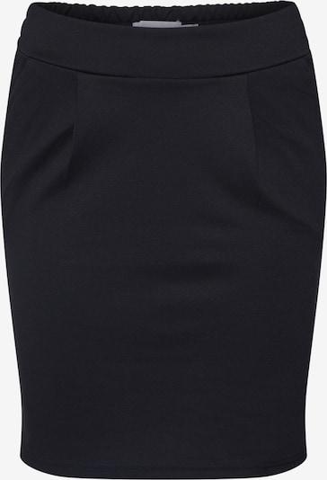 ICHI Rok 'KATE' in de kleur Zwart, Productweergave