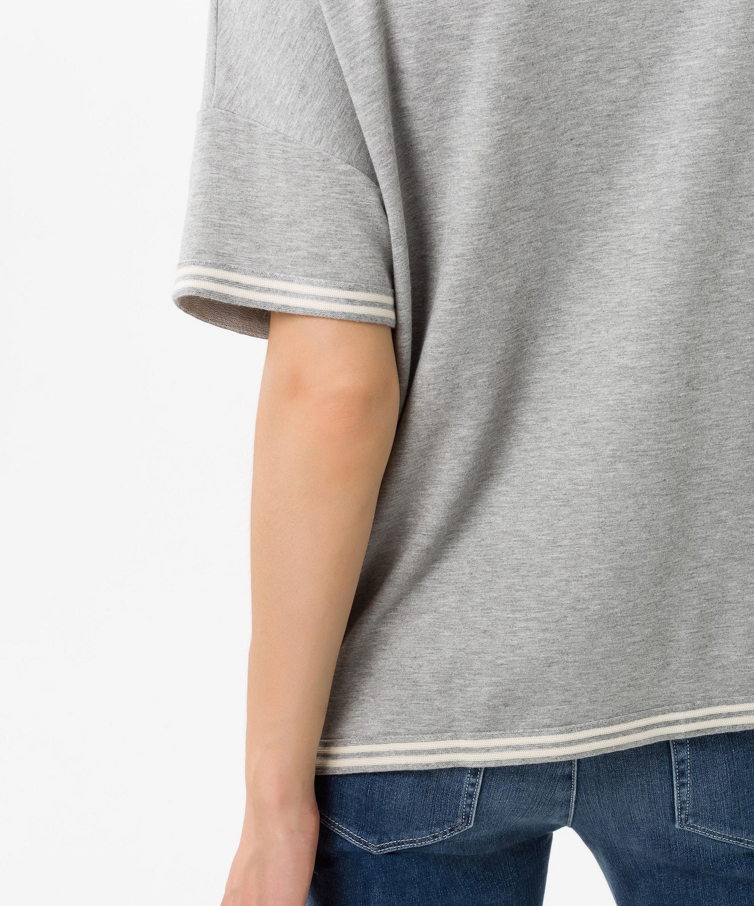 GraumeliertWeiß In In Brax GraumeliertWeiß Brax Shirt Brax Shirt 3jARL45