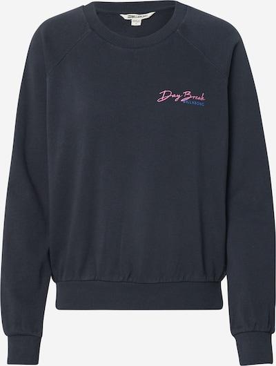BILLABONG Sweatshirt 'laguna beach cr' in schwarz, Produktansicht