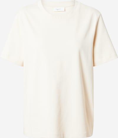 Gina Tricot Shirt 'My basic tee' in beige, Produktansicht