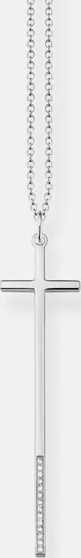 Thomas Sabo Lange Kette 'Kreuz, D_KE0024-725-14-L80v'