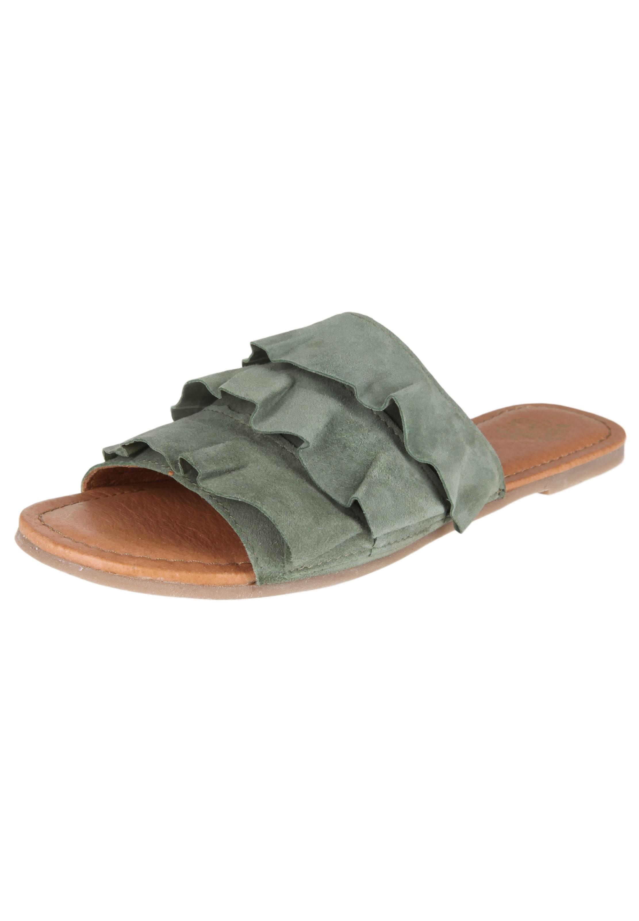 Apple Khaki Sandale Eden In 'shelby' Of 6IfgmYvb7y