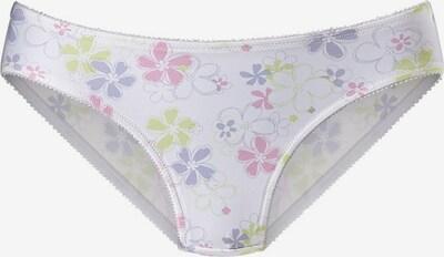 NUANCE Kalhotky - svítivě modrá / svítivě zelená / pink / bílá, Produkt