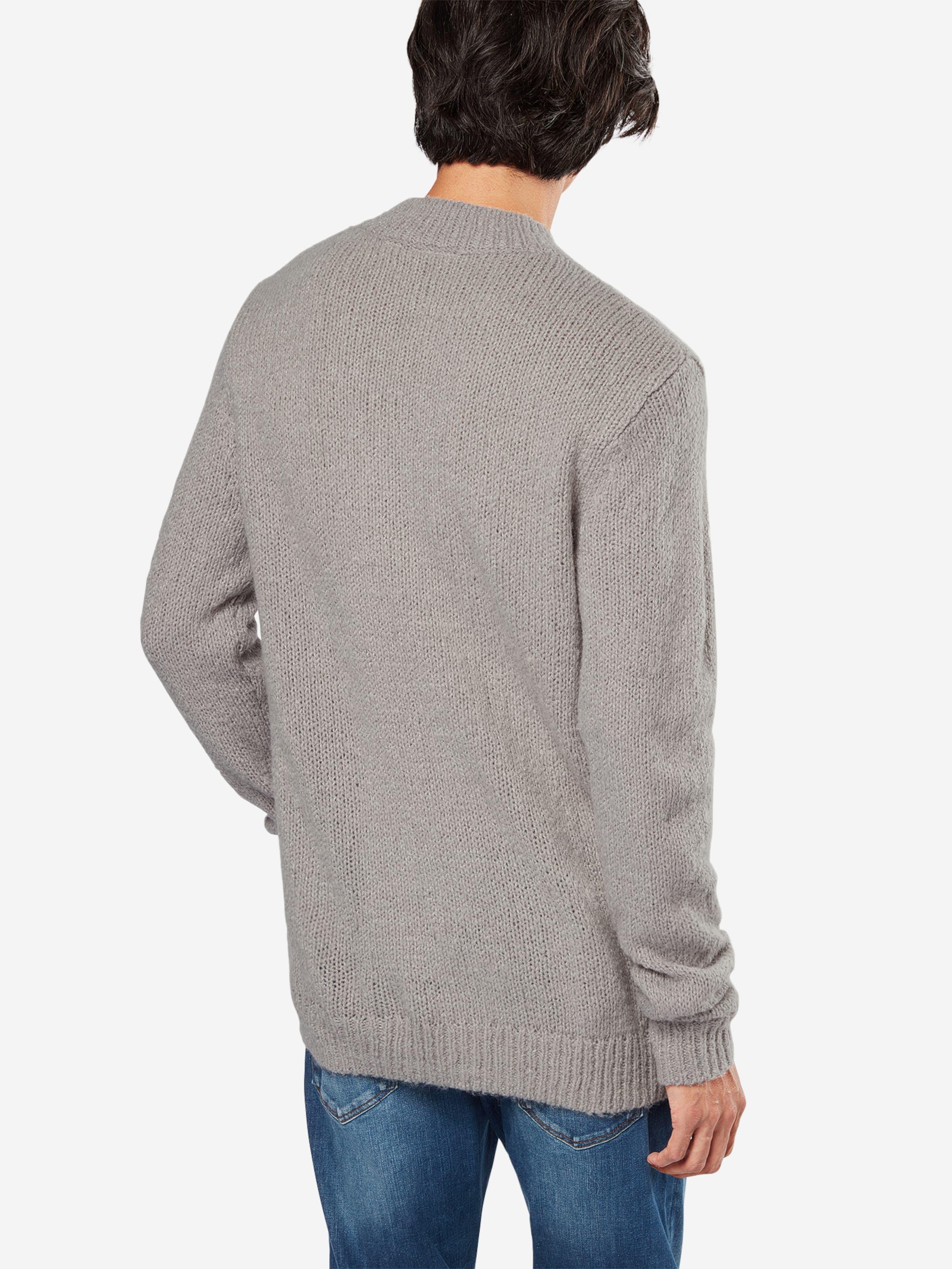 CHEAP MONDAY Pullover 'Challenge knit' Outlet Mode-Stil ux96FSx