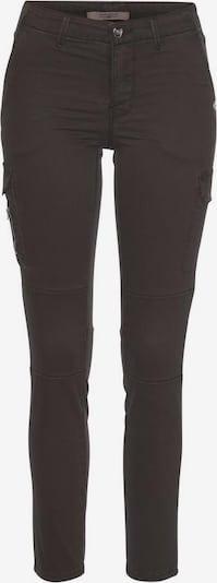 Tom Tailor Polo Team Cargohose in schwarz, Produktansicht