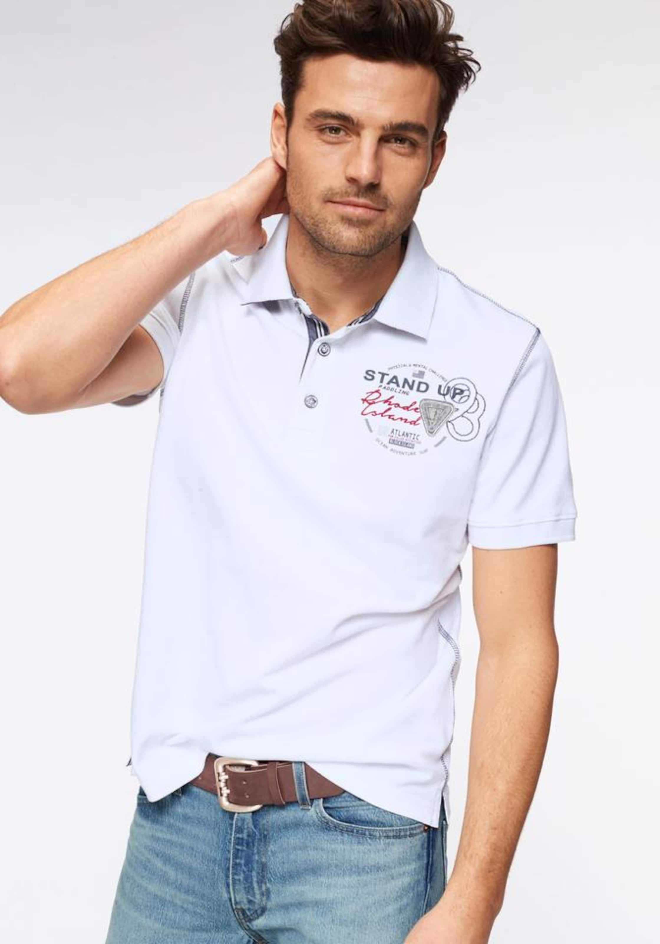 Rhode Rhode In Island Poloshirt MischfarbenWeiß In Rhode Island MischfarbenWeiß Poloshirt Poloshirt Island 4A5LRj
