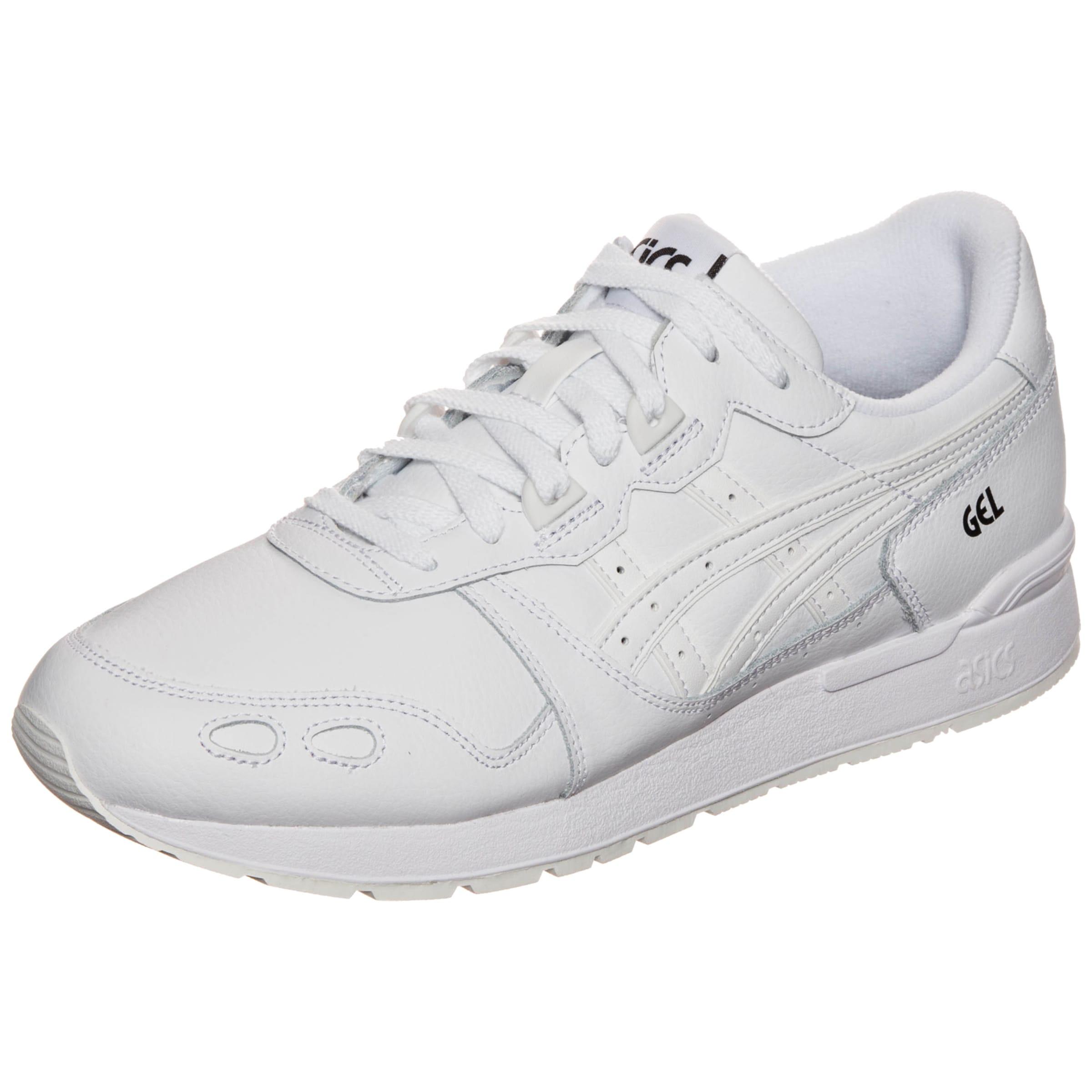 Weiß Asics 'gel In lyte' Tiger Sneaker 80wmNn