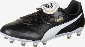 PUMA Fotballsko 'King Top FG' i svart
