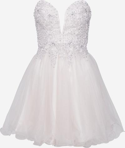 Laona Kleid in silbergrau / rauchgrau, Produktansicht