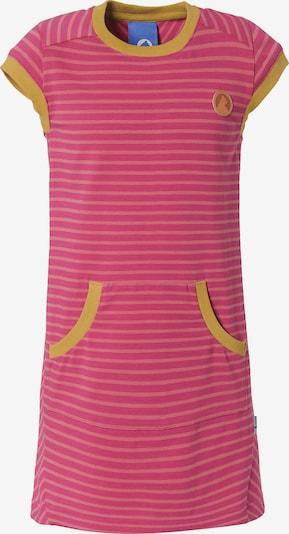 FINKID Kleid 'Keidas' in gelb / pink, Produktansicht