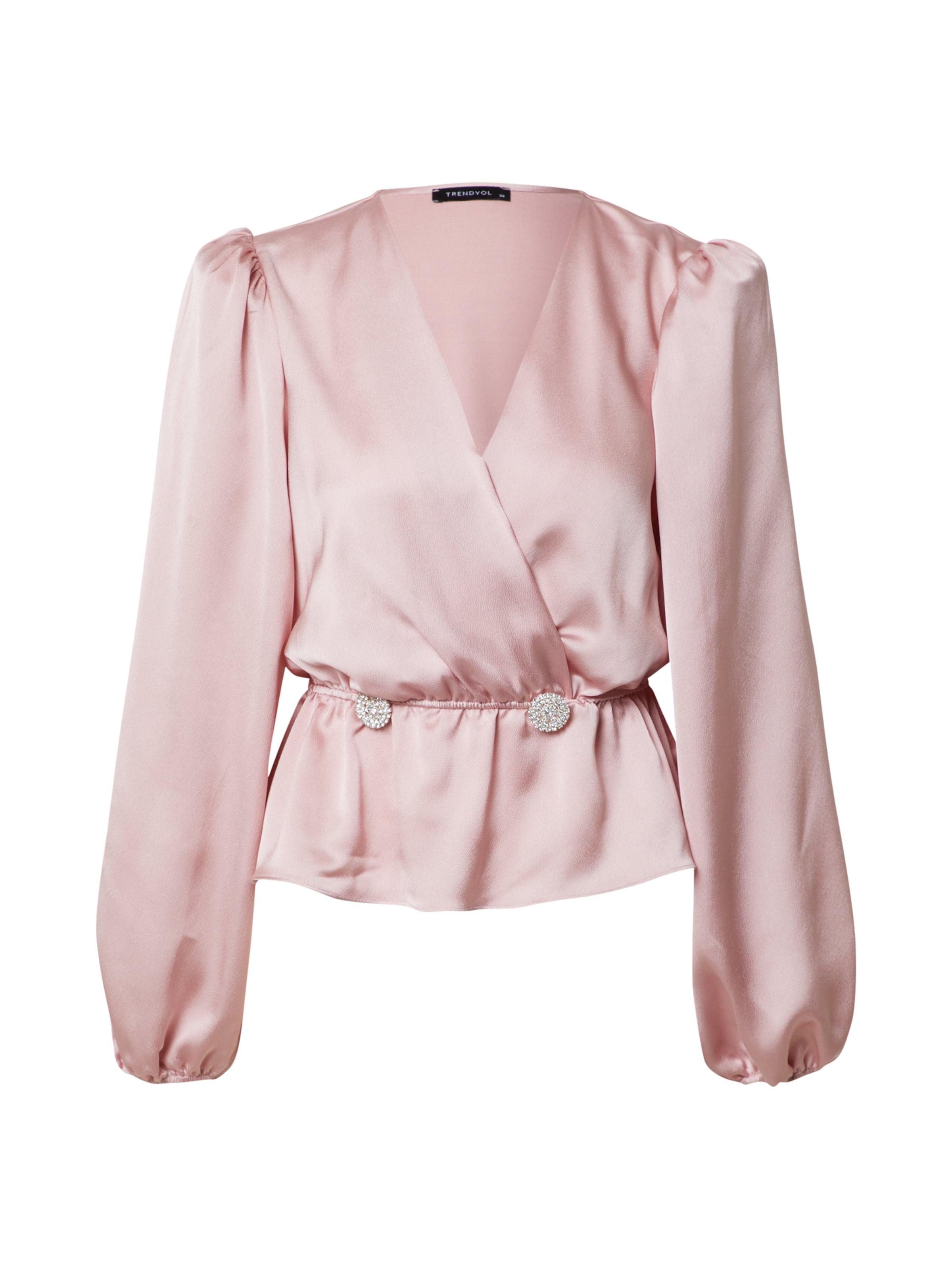 Trendyol Tunika i rosa / rosa