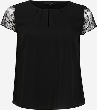 Vero Moda Curve T-Krekls pieejami melns, Preces skats