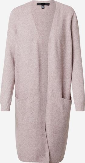 Vero Moda Petite Adīta jaka 'DOFFY' pieejami raibi rozā: Priekšējais skats