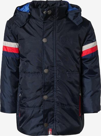 LEMON BERET Winterjacke in navy / nachtblau / rot / weiß, Produktansicht